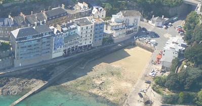 hotel bretagne le printania dinard h tel breton vue mer r server un chambre en bretagne. Black Bedroom Furniture Sets. Home Design Ideas